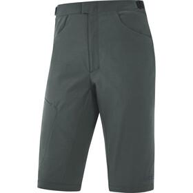 GORE WEAR Storm Shorts Men, gris